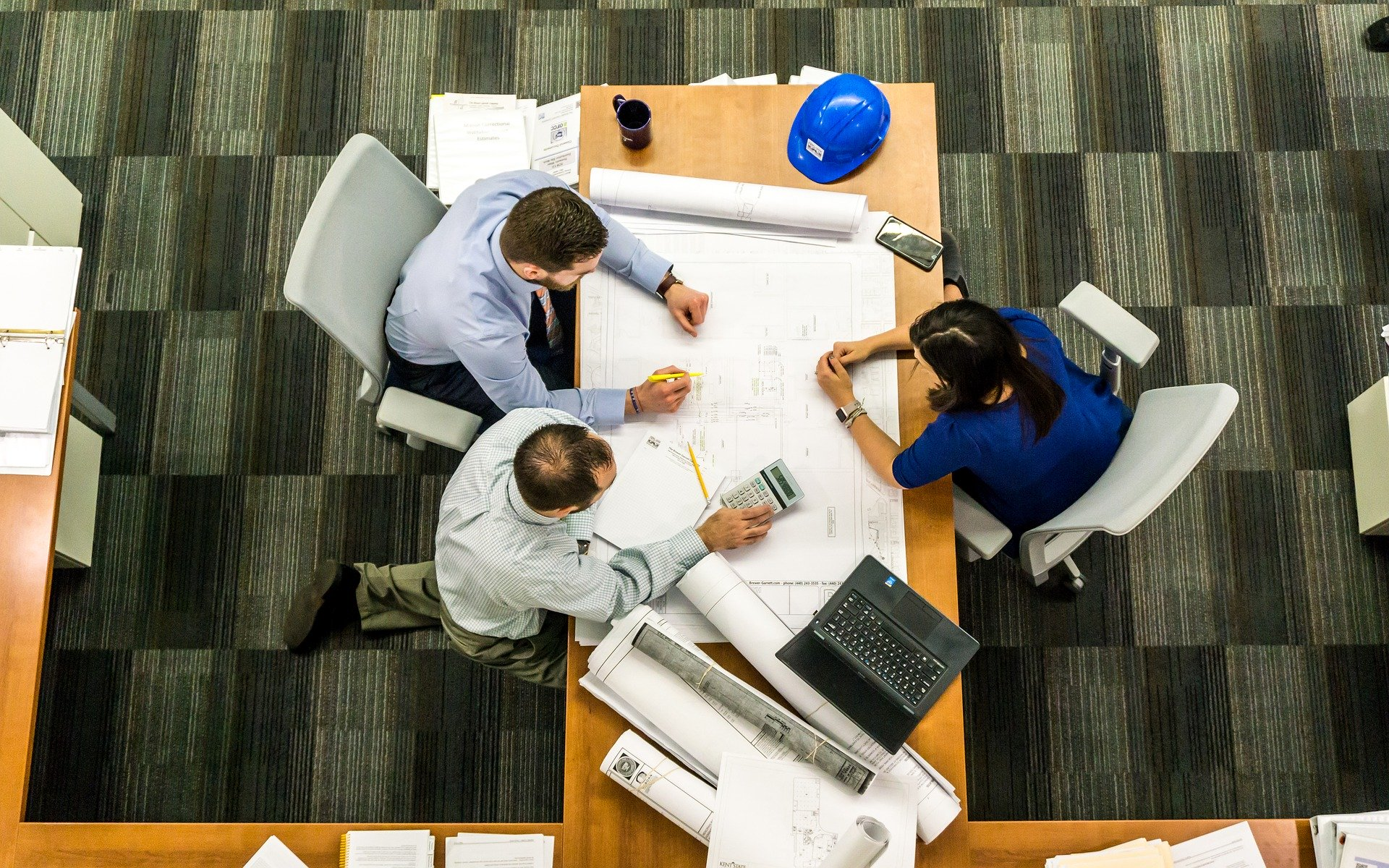 4 Advantages of Working With a Design – Build Company
